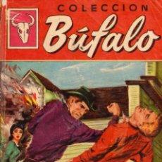 Cómics: COLECCIÓN BÚFALO EXTRA ILUSTRADO. AUTOR: RAMIRO DEXTER. NÚMERO 280: TRAMPA DE FUEGO. BUEN ESTADO. Lote 95125223