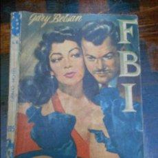 Cómics: GRAND HOTEL. GARY BELSAN. FBI. 70 GRAMOS.. Lote 95926267