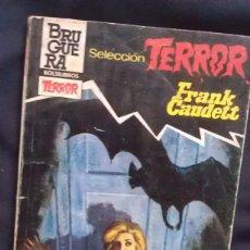 Cómics: POST MORTEM - FRANK CAUDETT - SELECCION TERROR 529. Lote 96386279
