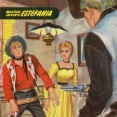 Comics: COLECCIÓN COLORADO. AUTOR: M.L. ESTEFANÍA. NÚMERO 210: ¡NO TIEMBLES COBARDE!. MUY BUEN ESTADO. Lote 96578951