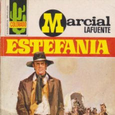 Cómics: COLECCIÓN COLORADO. AUTOR: M.L. ESTEFANÍA. AÑO 1972. NÚMERO 778: EL CABALLERO Y EL GUN-MAN. Lote 96839539