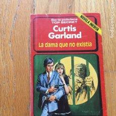 Cómics: LA DAMA QUE NO EXISTIA, CURTIS GARLAND,. Lote 96916579