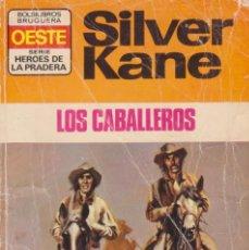 Cómics: COLECCIÓN HÉROES DE LA PRADERA. AUTOR: SILVER KANE. NÚMERO 239?: LOS CABALLEROS. Lote 97372799