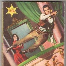 Cómics: COLECCION SALVAJE TEXAS Nº 2 DONALD CURTIS - 1956 - MUY BUEN ESTADO - FOTO JAMES CAGNEY. Lote 97400843