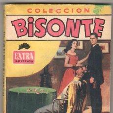 Cómics: COLECCION BISONTE EXTRA ILUSTRADA - AMBRÓS 12 PAGINAS EN TEBEO - 1956 - UNA JOYA, MUY BUEN ESTADO. Lote 97401851
