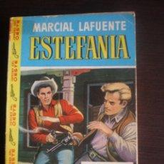 Cómics: NOVELA DEL OESTE, MARCIAL LA FUENTE ESTEFANIA, DALLAS EL SILENCIOSO, HEROES DEL OESTE. Lote 97542339