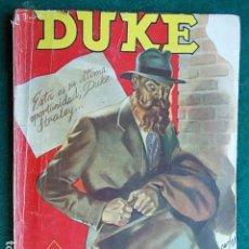 Cómics: DUKE Nº 6 EL MISTERIO DE LA BARBA ROJA. Lote 97688759