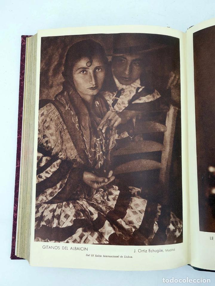 Cómics: SOMBRAS. REVISTA FOTOGRÁFICA NºS 13 A 24 ENCUADERNADOS EN UN TOMO. BUEN ESTADO, 1945 - Foto 16 - 97781452