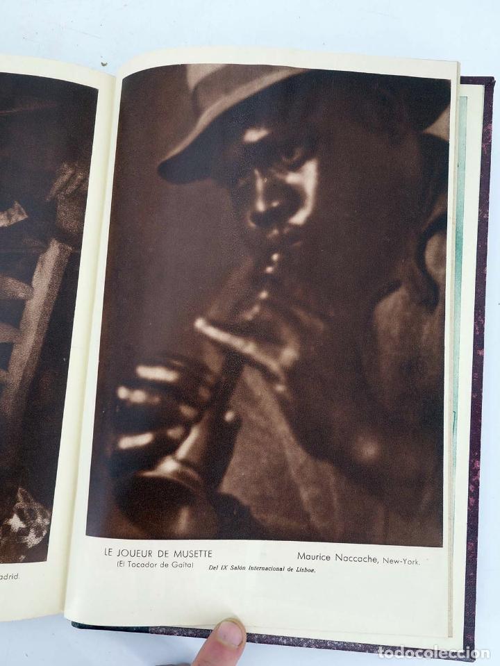 Cómics: SOMBRAS. REVISTA FOTOGRÁFICA NºS 13 A 24 ENCUADERNADOS EN UN TOMO. BUEN ESTADO, 1945 - Foto 17 - 97781452