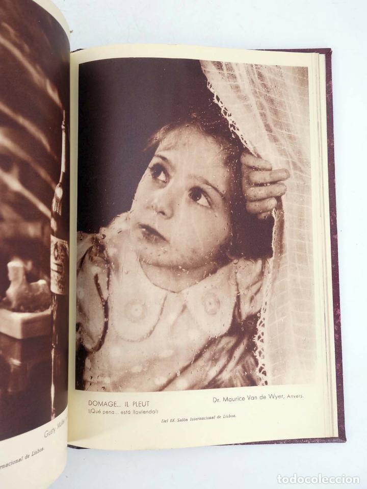 Cómics: SOMBRAS. REVISTA FOTOGRÁFICA NºS 13 A 24 ENCUADERNADOS EN UN TOMO. BUEN ESTADO, 1945 - Foto 18 - 97781452