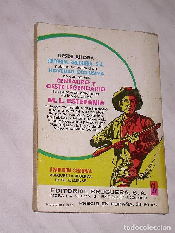 Cómics: EL DISCO ROJO. CLARK CARRADOS. COL. SERVICIO SECRETO 1460. BRUGUERA, 1978. PORTADA SOMMER. +++ - Foto 2 - 97823952