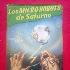 Cómics: LOS MICRO-ROBOTS DE SATURNO SERIE ROBOT 3 EDITORIAL MANDO . Lote 98105195