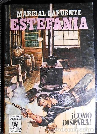 MARCIAL LAFUENTE ESTEFANIA. Nº 783. CALIBRE 44. BRUGUERA (Tebeos, Comics y Pulp - Pulp)