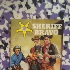 Cómics: SHERIFF BRAVO - SAM FLETCHER - DALLAS SALVAJE 3. Lote 98697403
