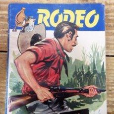 Cómics: COLECCION RODEO NUMERO EXTRA 121 , POR MEADOW CASLE - EDITORIAL CIES , PRIMERA EDICION . Lote 150013020