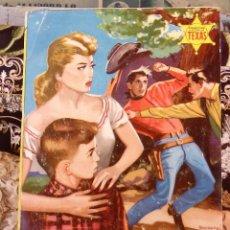 Cómics: COLECCIÓN SALVAJE TEXAS. AUTOR: J, DE CARDENAS. AÑO 1956. NÚMERO 13: LA PRADERA SIN LEY. Lote 99177327
