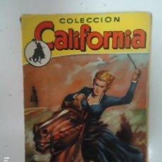 Cómics: BOSILIBRO OESTE - COLECCION CALIFORNIA BRUGUERA Nº 30 LA MUERTE A CABALLO A. RILCEST. Lote 102048711