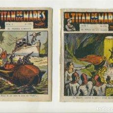Cómics: EL TITAN DE LOS MARES. 40 EPISODIOS.COMPLETA. EDICIONES MARCO. CANELLAS CASALS-MARC FARELL. Lote 103952675