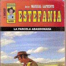 Cómics: COLECCION RANGER ESTEFANIA LA PARCELA ABANDONADA MARCIAL LAFUENTE. Lote 104013595