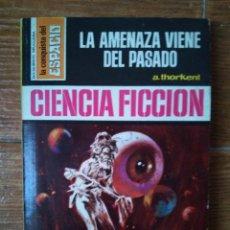 Cómics: LA CONQUISTA DEL ESPACIO Nº 170 LA AMENAZA VIENE DEL PASADO POR A.THORKENT EDITORIAL BRUGUERA. Lote 104021971