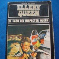 Cómics: EL CASO DEL INSPECTOR QUEEN ELLERY QUEEN BOLSILIBROS POLISMEN Nº 41 NOVELA POLICIACA PICAZO ED.. Lote 104025863