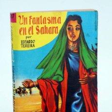 Comics: COLECCIÓN COMANDOS 227. UN FANTASMA EN EL SAHARA (EDUARDO TEXEIRA) VALENCIANA, 1950. Lote 126018967