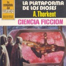 Cómics: LA CONQUISTA DEL ESPACIO Nº597. THORKENT. BRUGUERA, 1982. Lote 105206539
