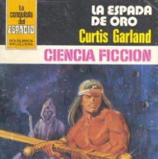Cómics: LA CONQUISTA DEL ESPACIO Nº619. GURTIS GARLAND. BRUGUERA, 1982. Lote 106580271