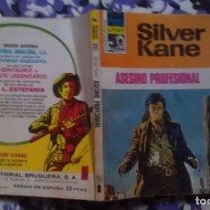 Cómics: ASESINO PROFESIONAL - SILVER KANE - HEROES DE LA PRADERA 335. Lote 106644119