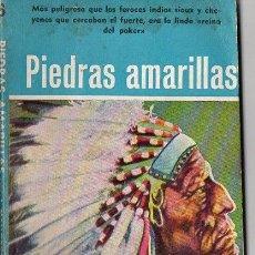 Cómics: J. MALLORQUÍ : PIEDRAS AMARILLAS - NOVELA COMPLETA (CLIPER, 1959). Lote 106770759