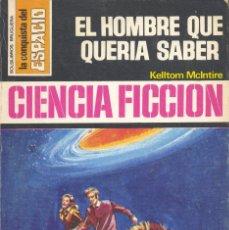 Cómics: CONQUISTA DEL ESPACIO Nº260. KELLTON MCINTIRE. BRUGUERA, 1975. Lote 106787167