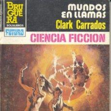 Cómics: CONQUISTA DEL ESPACIO Nº725. CLARK CARRADOS. BRUGUERA, 1984. Lote 107530219