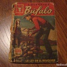 Cómics: COLECCION BUFALO EXTRA ILUSTRADA N. 115 A. ROLCEST . Lote 108868347