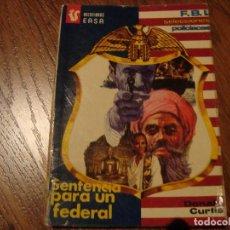Cómics: F.B.I. SELECCIONES POLICIACAS . EASA . N. 56 DONALD CURTIS. Lote 109144995