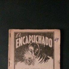 Cómics: EL ENCAPUCHADO Nº 49-A RÍO REVUELTO...-EDICIONES CLIPER-1949. Lote 109161227