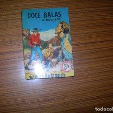 Cómics: VAQUERO Nº 58 EDITA BUGUERA. Lote 109395863