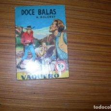 Cómics: VAQUERO Nº 58 EDITA BUGUERA. Lote 109395895