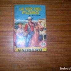 Cómics: VAQUERO Nº 74 EDITA BUGUERA. Lote 109396175