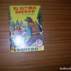 Cómics: VAQUERO Nº 130 EDITA BUGUERA. Lote 109396667
