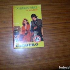 Cómics: VAQUERO Nº 241 EDITA BUGUERA. Lote 109396923