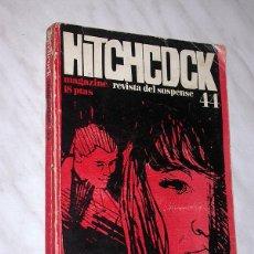 Cómics: ALFRED HITCHCOCK MAGAZINE Nº 44. REVISTA DE SUSPENSE. KOHN, GILFORD, BLOCK, HOLDING. HYMSA 1967. +++. Lote 109409847