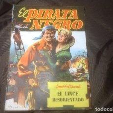 Cómics: EL PIRATA NEGRO BRUGUERA 81 EL LINCE DESORIENTADO . Lote 109520443