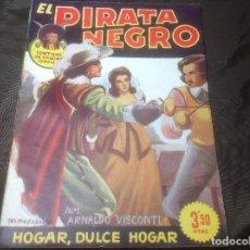 Cómics: EL PIRATA NEGRO BRUGUERA 74 HOGAR, DULCE HOGAR. Lote 109522235