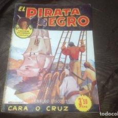 Cómics: EL PIRATA NEGRO BRUGUERA 73 CARA O CRUZ. Lote 109523103