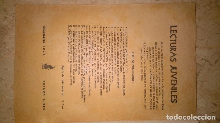 Cómics: El talismán por Walter scott ,,, 1944 primera edición - Foto 4 - 109994019