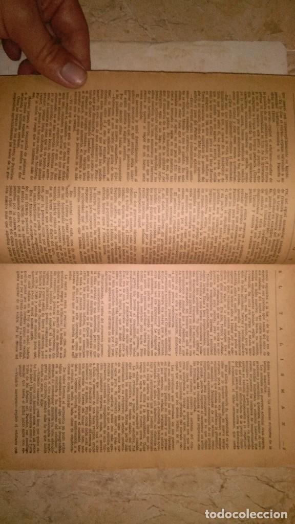 Cómics: El talismán por Walter scott ,,, 1944 primera edición - Foto 9 - 109994019