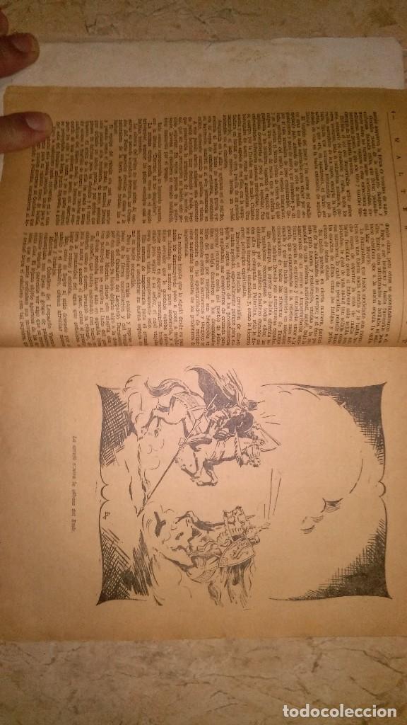 Cómics: El talismán por Walter scott ,,, 1944 primera edición - Foto 10 - 109994019