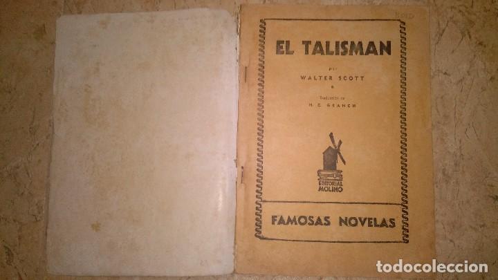 Cómics: El talismán por Walter scott ,,, 1944 primera edición - Foto 15 - 109994019
