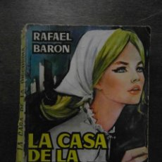 Cómics: LA CASA DE LA DISCORDIA. RAFAEL BARON. 1965. EDICIONES CID. Lote 110874487