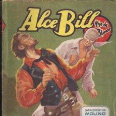 Cómics: ALCE BILL Nº 2. ARMAS Y FLORES. J.M. DIEZ GOMEZ. MOLINO. Lote 111673859